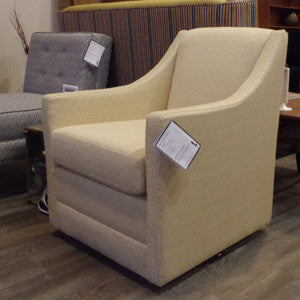 The Glen Swivel Chair - Vintage Home Boutique - 6