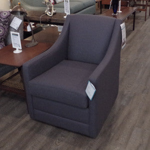 The Glen Swivel Chair - Vintage Home Boutique - 2