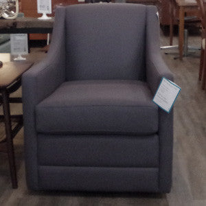 The Glen Swivel Chair - Vintage Home Boutique - 3
