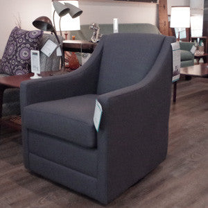 The Glen Swivel Chair - Vintage Home Boutique - 4