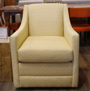 The Glen Swivel Chair - Vintage Home Boutique - 5