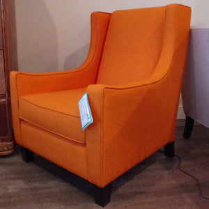 Yves Custom Mid Century Chair - Vintage Home Boutique - 1
