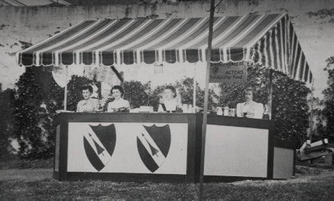 Early Tudor Guild booth