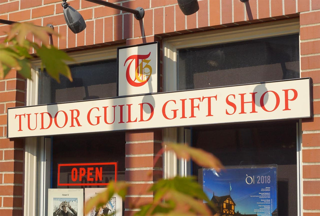 Tudor Guild Bricks Sign