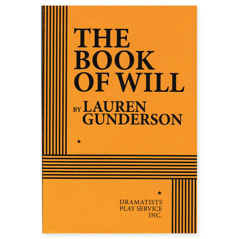 The Book of Will by  Lauren Gunderson