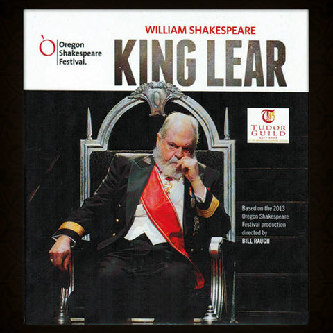 OSF Audio Production of King Lear - CD<br />