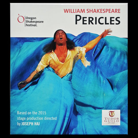 OSF Audio Prodution of Pericles - CD