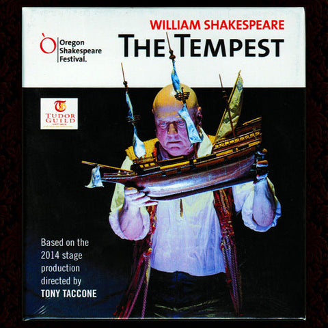 OSF Audio Production of the Tempest - CD