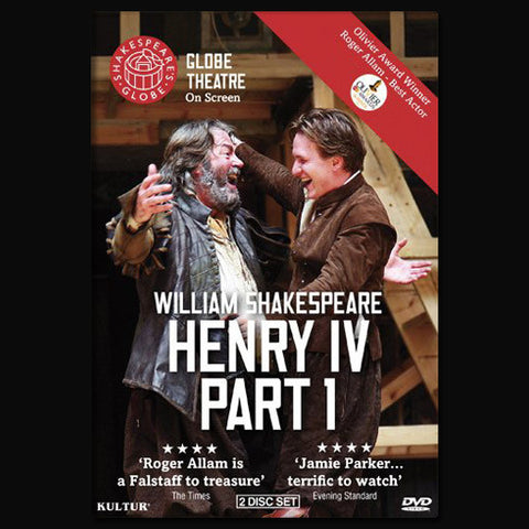 Globe Theatre On Screen's Henry IV Part 1 - DVD