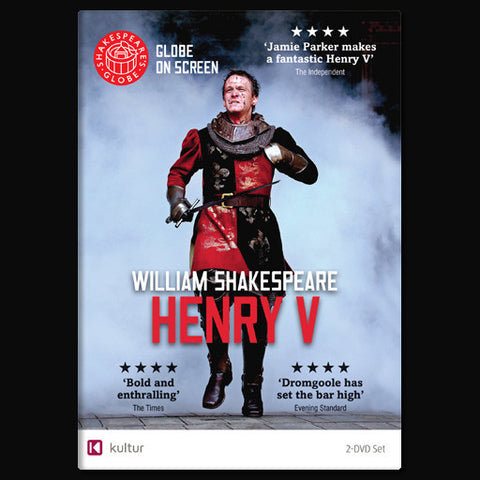 Globe Theatre On Screen's Henry V - DVD