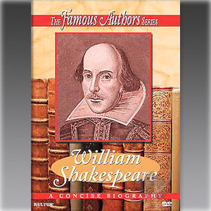 William Shakespeare a Concise Biography - DVD