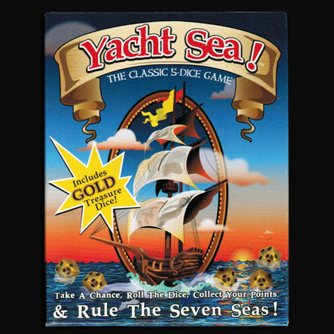 Yacht Sea! The Classic 5-Dice Game
