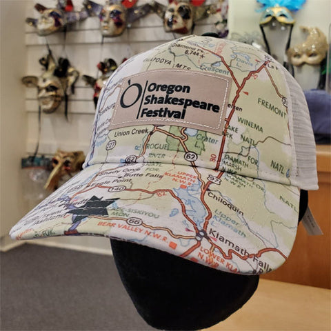 OSF Map Hat