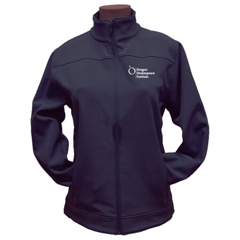 Ladies OSF Logo Soft Shell Jacket