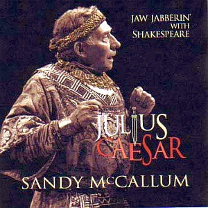 Jaw Jabberin' with Shakespeare's Julius Caesar - CD
