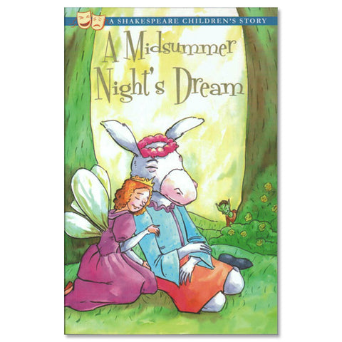 A Midsummer Night's Dream - A Shakespeare Children's Story