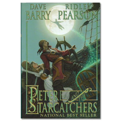 Peter and the Starcatcher Novel