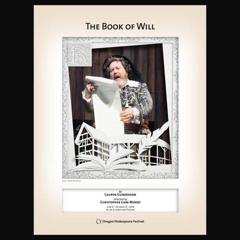 OSF The Book of Will Poster