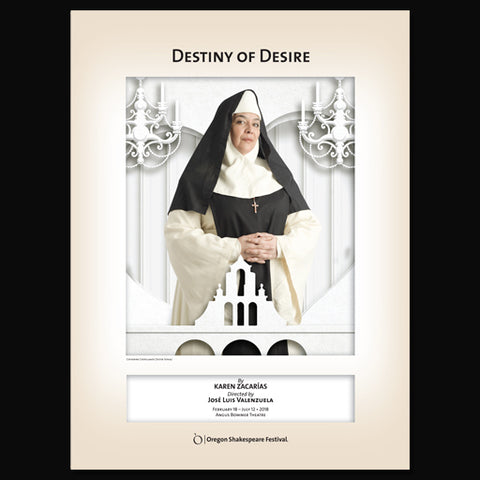 OSF Destiny of Desire Poster