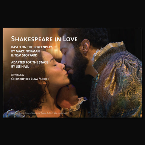 OSF Shakespeare In Love Poster