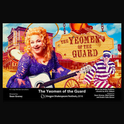 OSF The Yeoman of the Guard Poster