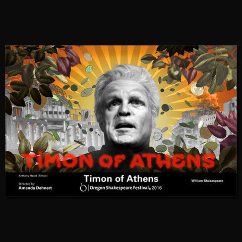 OSF Timon of Athens Poster