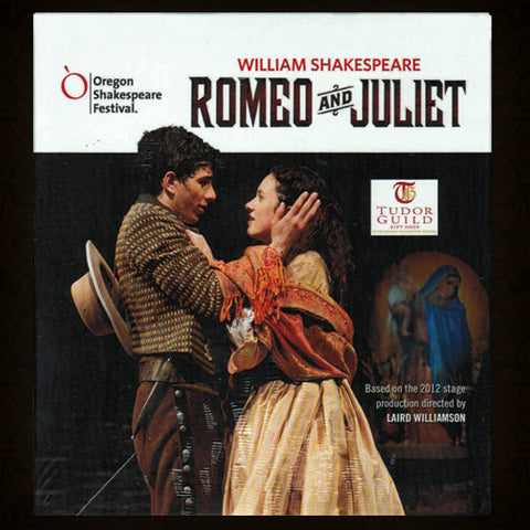 OSF Audio Production of Romeo & Juliet - CD