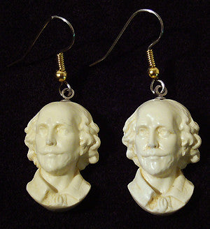 Shakespeare Earings