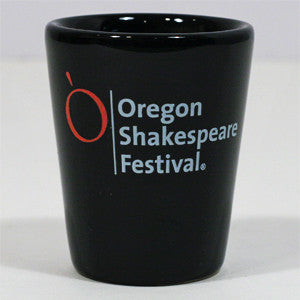 OSF Logo SHot Glass (Black)