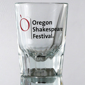 OSF Logo Shot Glass (Heavy Base)