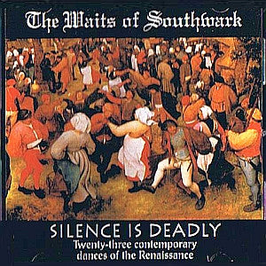 Silence is Deadly - CD