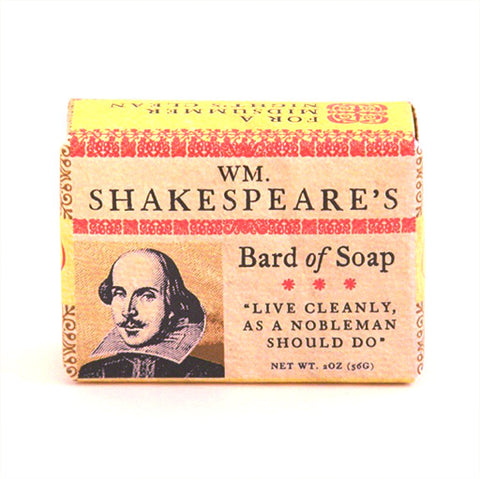 Shakespeare Soap