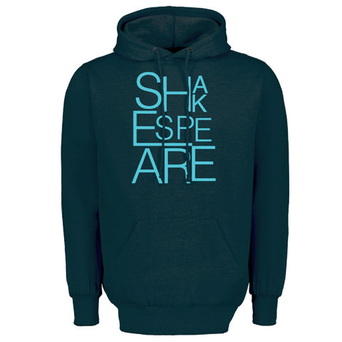 Shakespeare Sweatshirt Teal