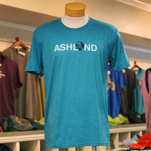 Teal Ashland Shakespeare T-Shirt