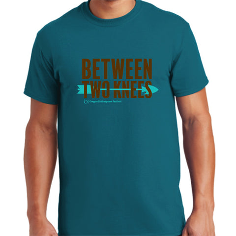 Between Two Knees T-Shirt Front