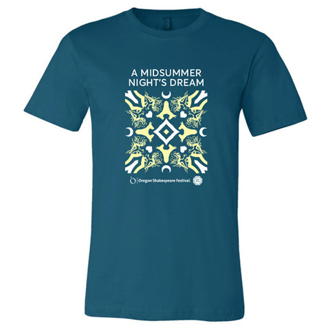 Teal A Midsummer Night's Dream T-Shirt