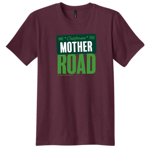 Mother Road T-Shirt Front