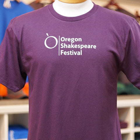 OSF Logo T-Shirt - Purple