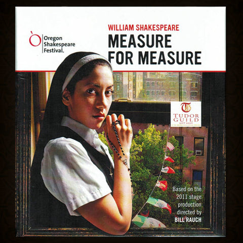 OSF Audio Production of Measure for Measure - CD
