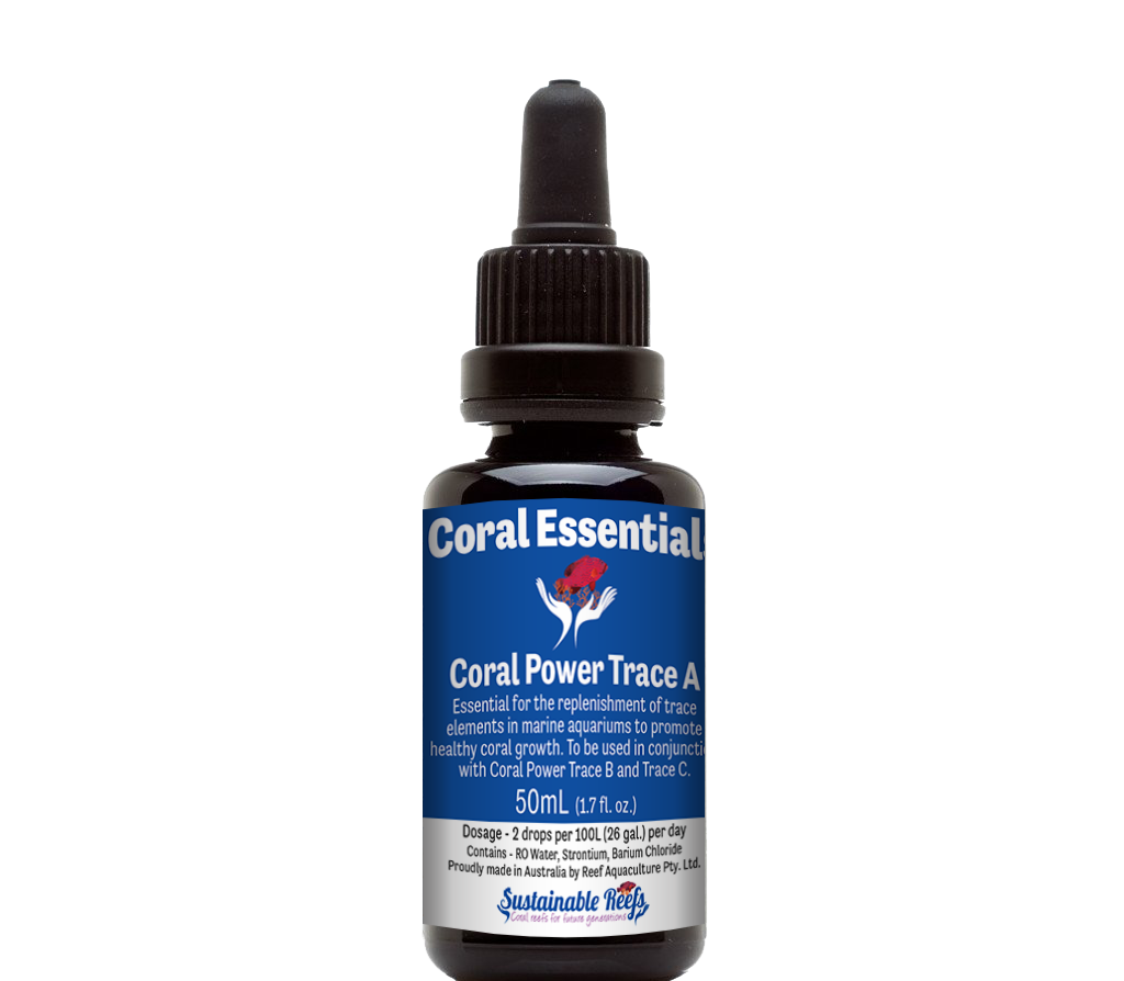 Coral Power Trace A by Coral Essentials - 100ml