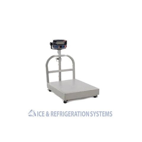 "TOR-REY NTEP LEGAL FOR TRADE 200 LB DIGITAL 15"" X 19"" BENCH SCALE EQB-100/200"