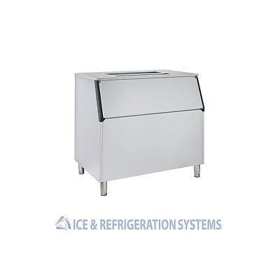 "ITV ICE MACHINE MAKER 48"" ICE STORAGE BIN 860LBS MODEL #S900"