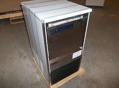 ITV 60LB COMMERCIAL UNDERCOUNTER ICE MACHINE MAKER GALANG75A