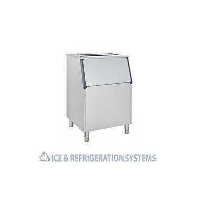 "ITV ICE MACHINE MAKER 30"" ICE STORAGE BIN 510LBS MODEL #S500"