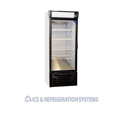 TORREY 16 CUBIC FOOT SINGLE GLASS DOOR REFRIGERATOR COOLER MERCHANDISER R-16