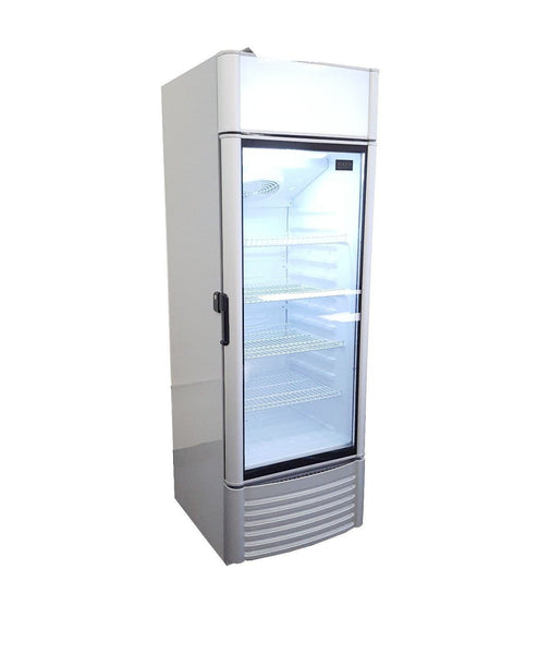 Acadia Commercial Glass Door Soda Beer Refrigerator Cooler Merchandiser XLS250FC