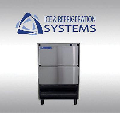 ITV 243LBCOMMERCIAL UNDERCOUNTER ICE MACHINE MAKER LARGE GOURMET STYLE ICE CUBE