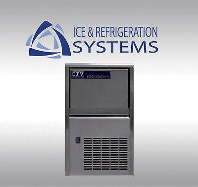 ITV 55LB UNDERCOUNTER / COUNTERTOP ICE MACHINE MAKER