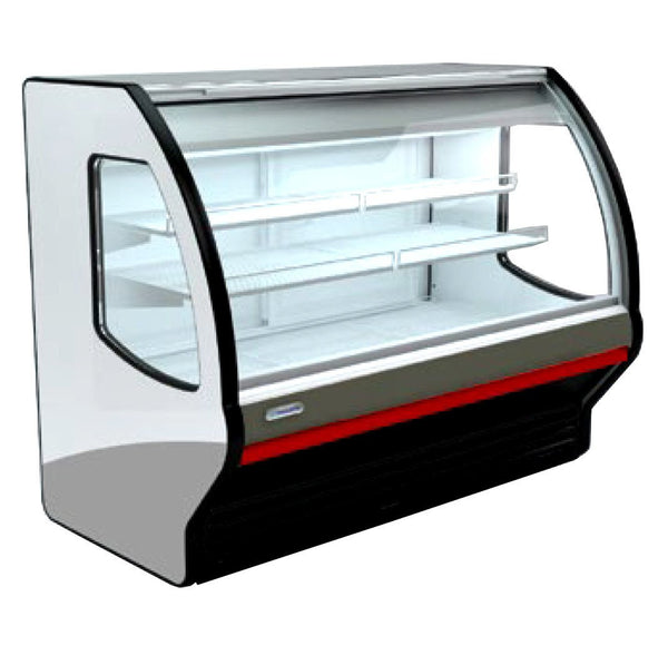 "Metalfrio 60"" Bakery Pastry Deli Show Display Case Refrigerator Cooler VCM150"