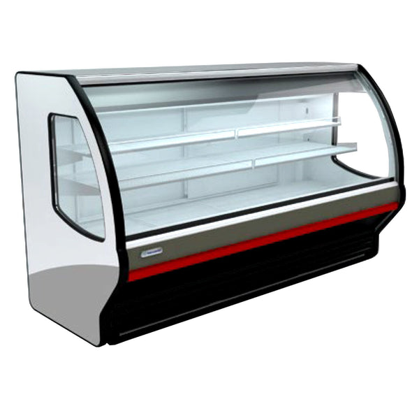 "Metalfrio 80"" Bakery Pastry Deli Show Display Case Refrigerator Cooler VCM200"
